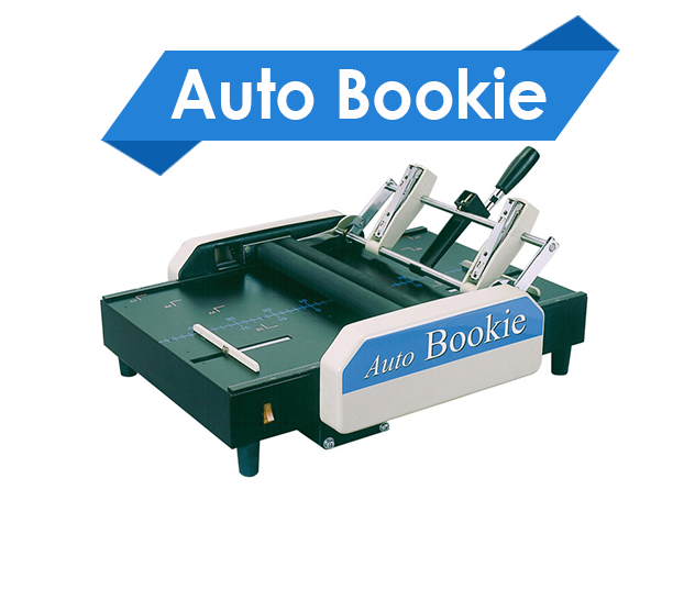 Auto Bookie, Appareils de finition NT-Repro
