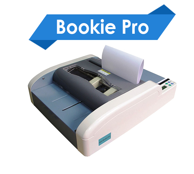 Bookie Pro Appareils de finition NT-Repro