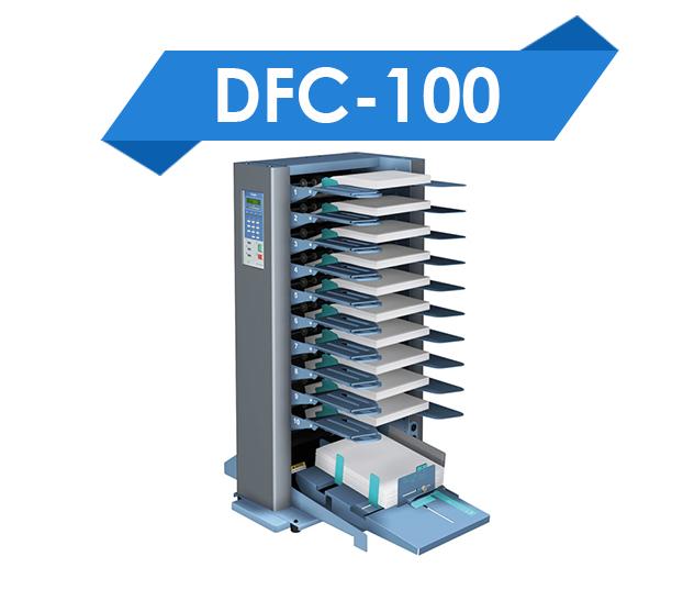 DFC-100 Appareils de finition NT-Repro
