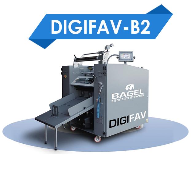 DIGIFAV-B2, Appareils de finition NT-Repro