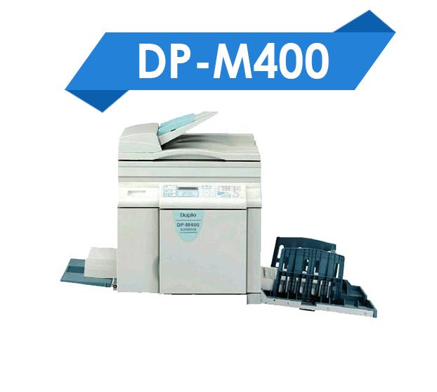 DP-M400 Duplicopieurs NT-Repro