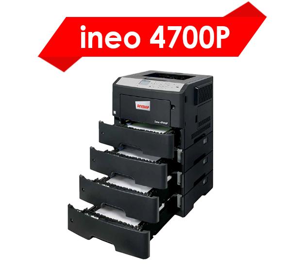 ineo 4700P