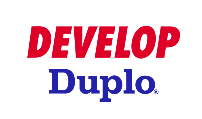 Logo Develop and Duplo